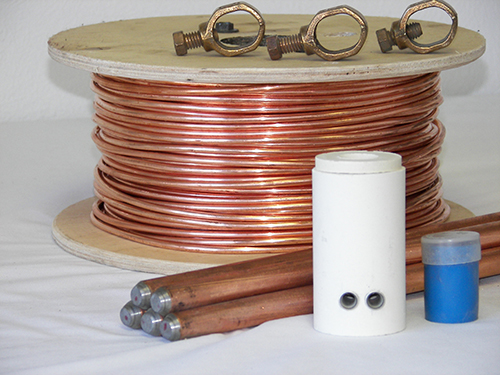 Copper Ground Wire